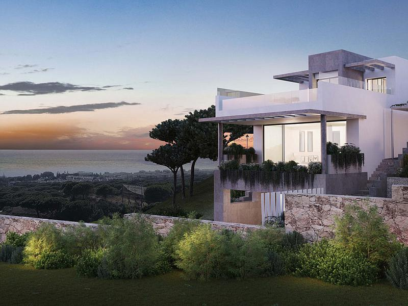 Semi Detached in Marbella