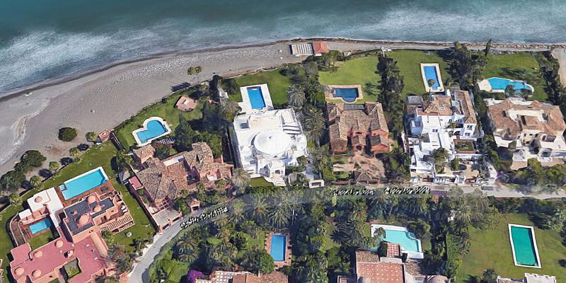 Villa - Detached in Guadalmina Baja
