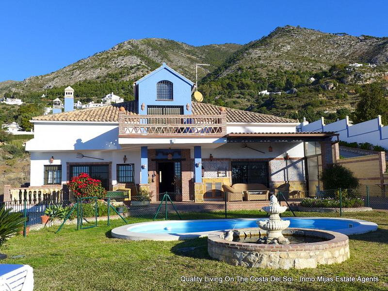 Detached Villa in Mijas Pueblo