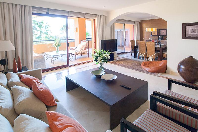 Apartment - Penthouse in Bahía de Marbella