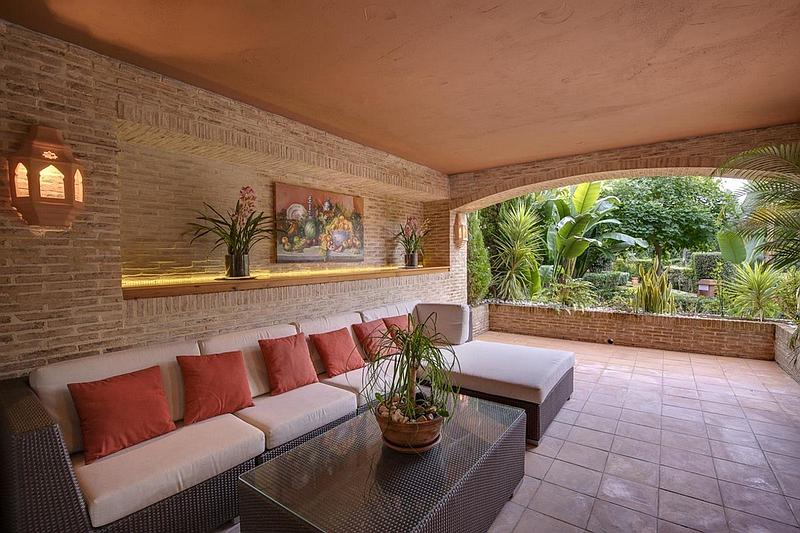Apartment - Ground Floor in Guadalmina Baja