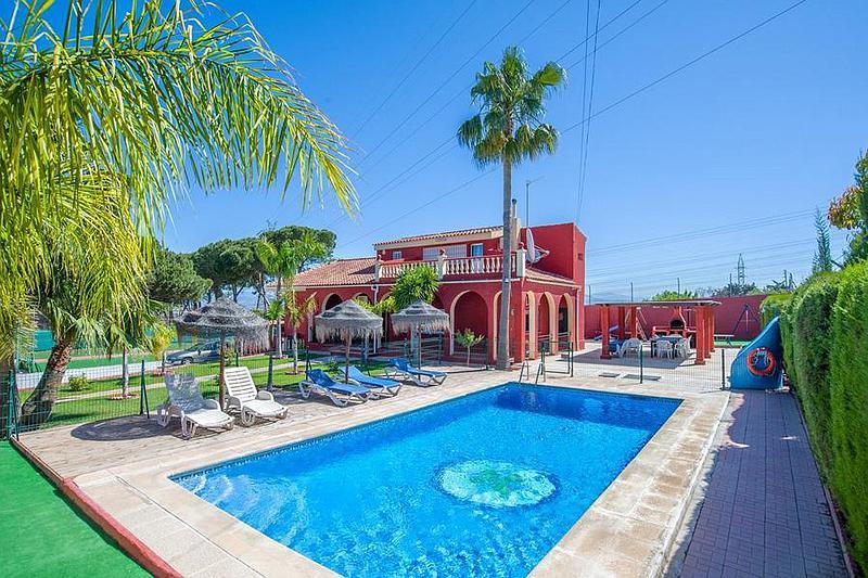 Villa in Malaga Inland