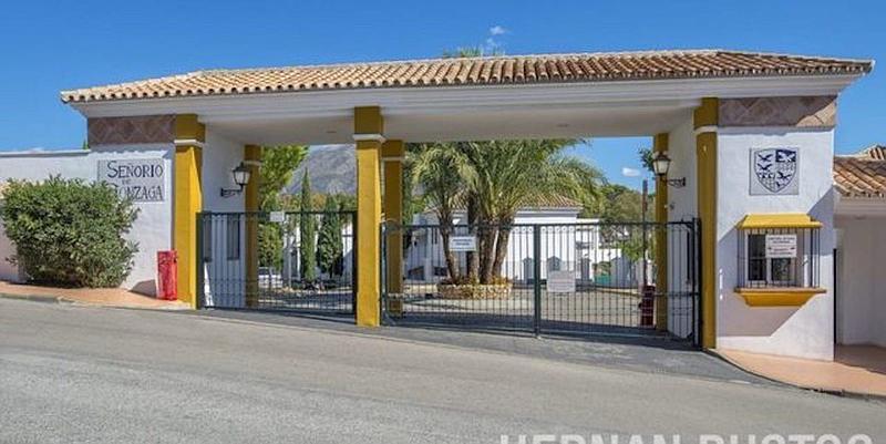 Apartment - Ground Floor in Nueva Andalucía