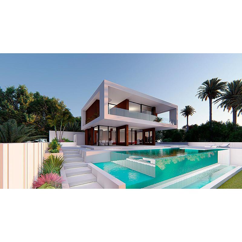 Villa - Semi Detached in Estepona