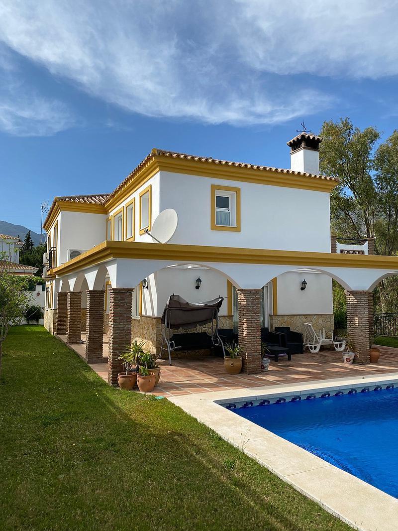 Villa - Detached in Torreblanca