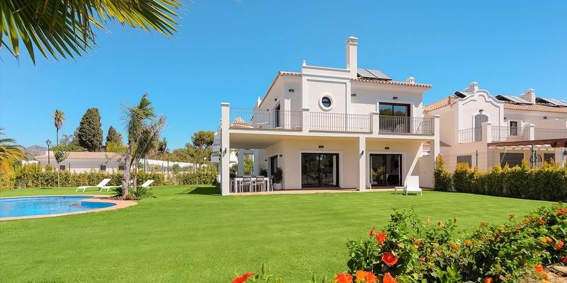 House in Guadalmina Baja