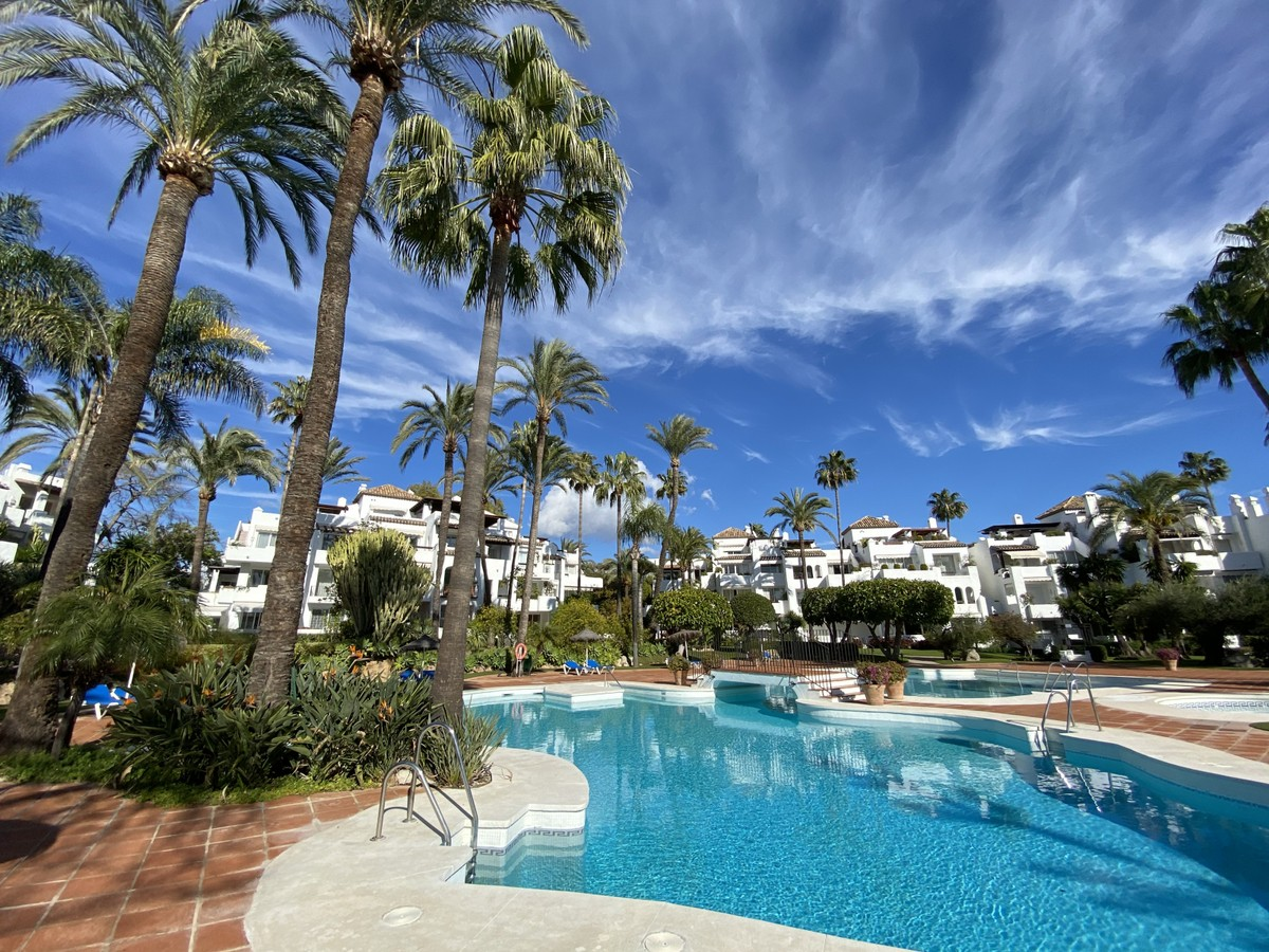 Apartment - Ground Floor in Estepona