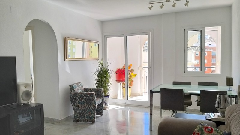 Top Floor Apartment in Torremolinos