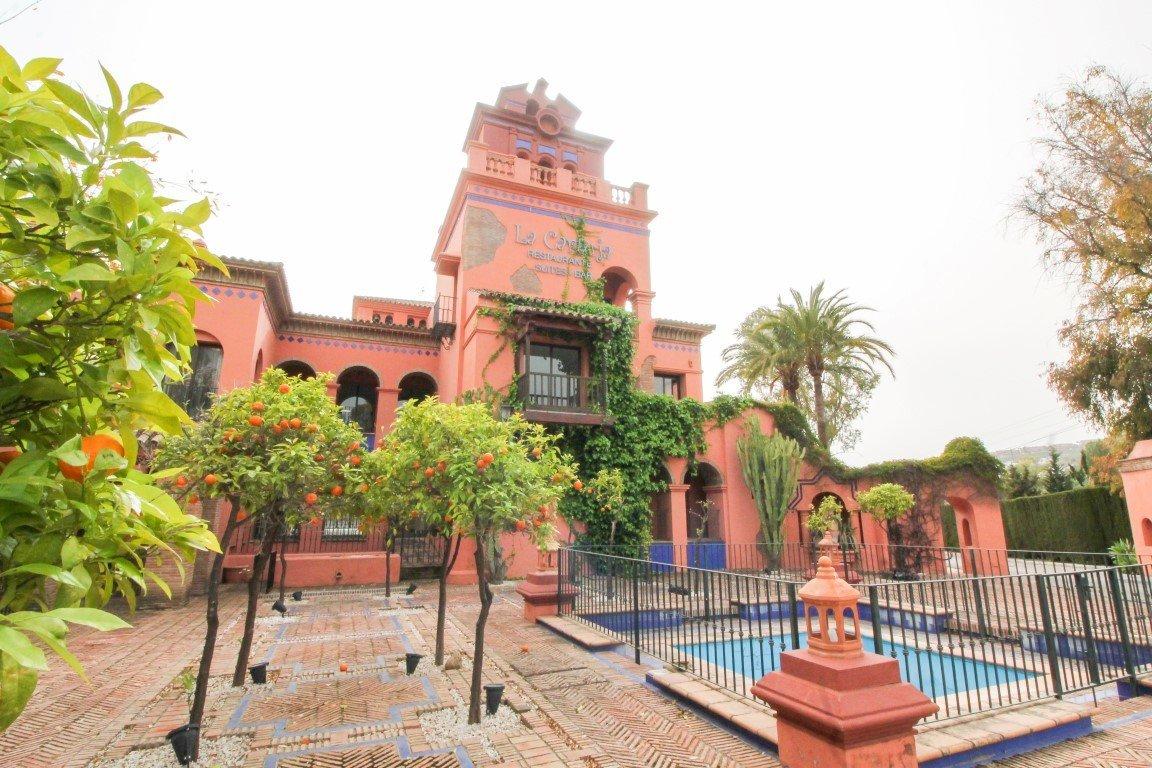 hotel in Estepona