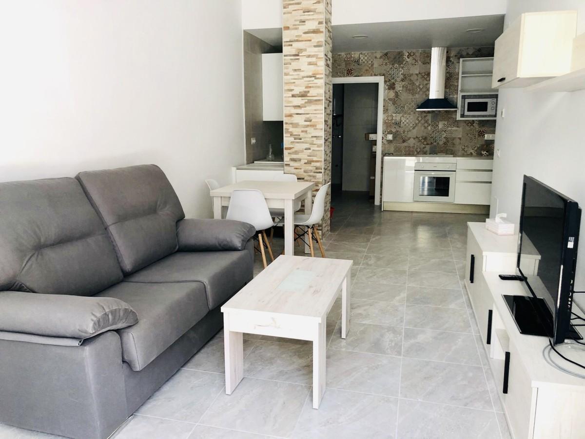 Apartment - Ground Floor in Huelin