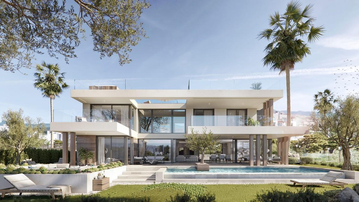 Villa - Detached in New Golden Mile