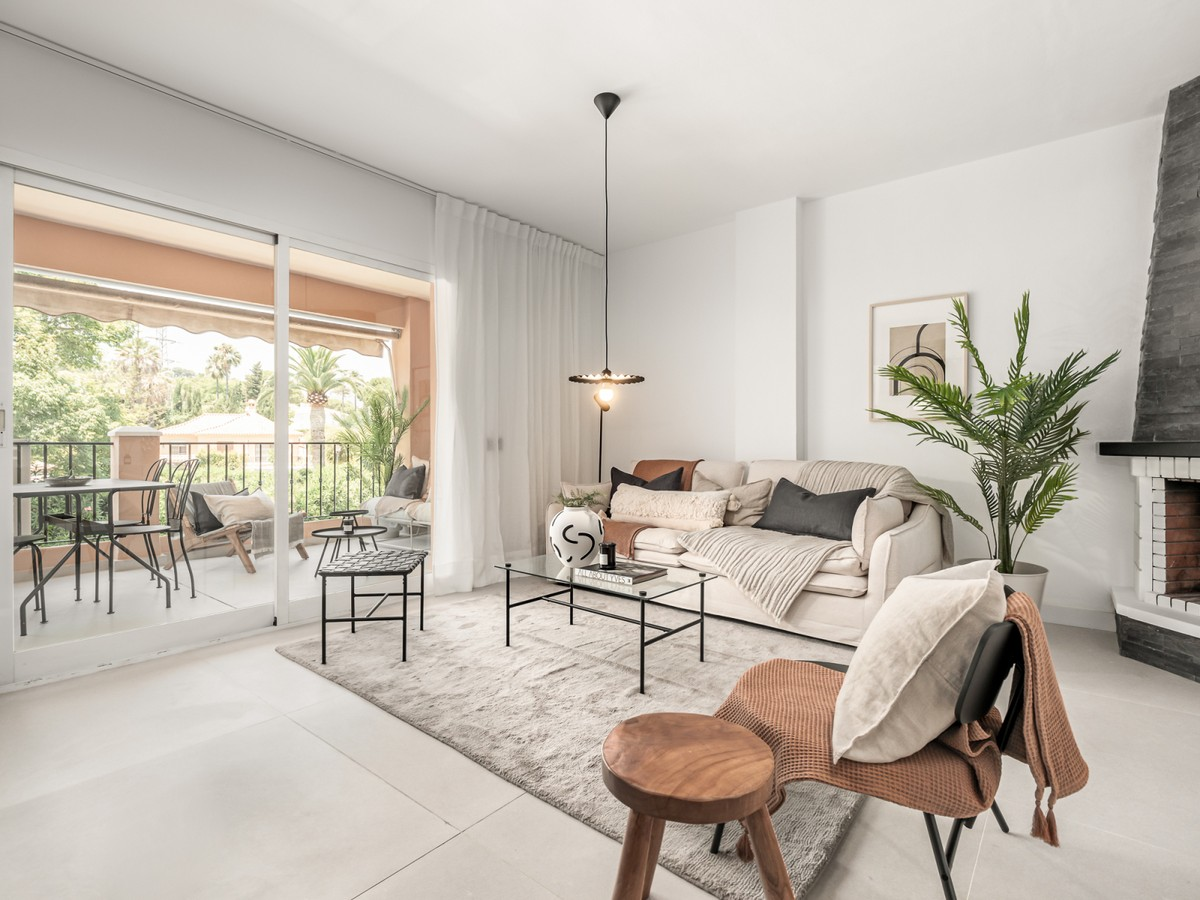 Apartment - Middle Floor in Nueva Andalucía