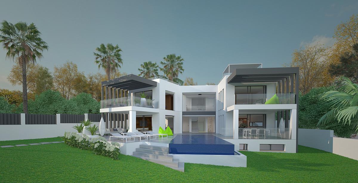 Villas in Marbella East
