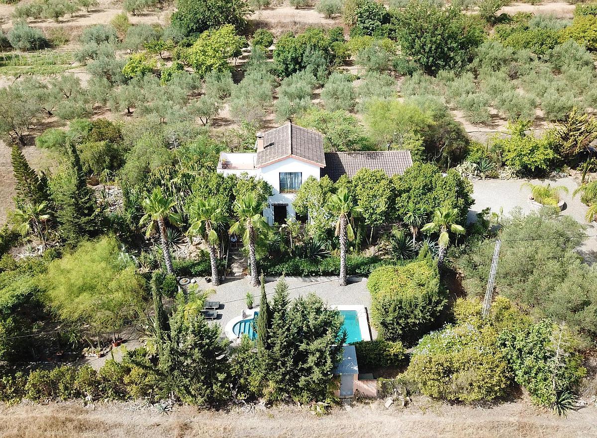 Country house in Alhaurín el Grande