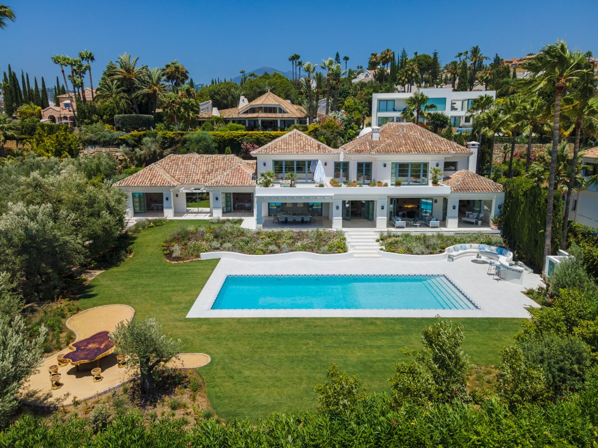 Villa - Detached in Marbella