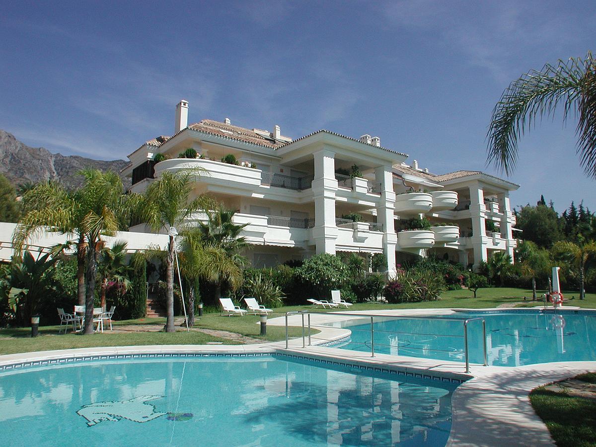 Apartments in Marbella Golden Mile