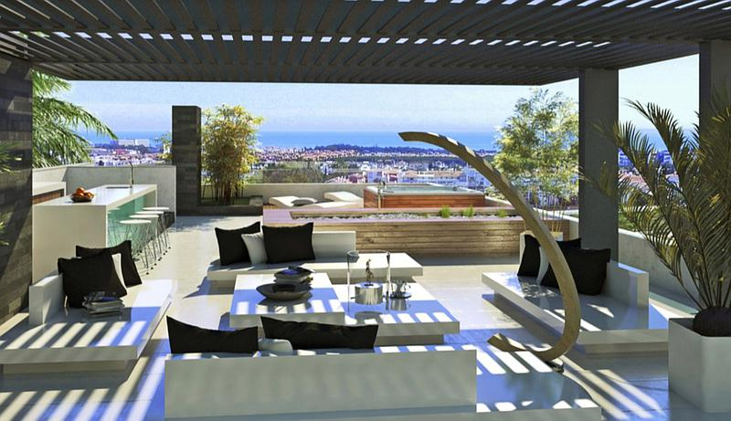 Apartment - Penthouse in Los Almendros