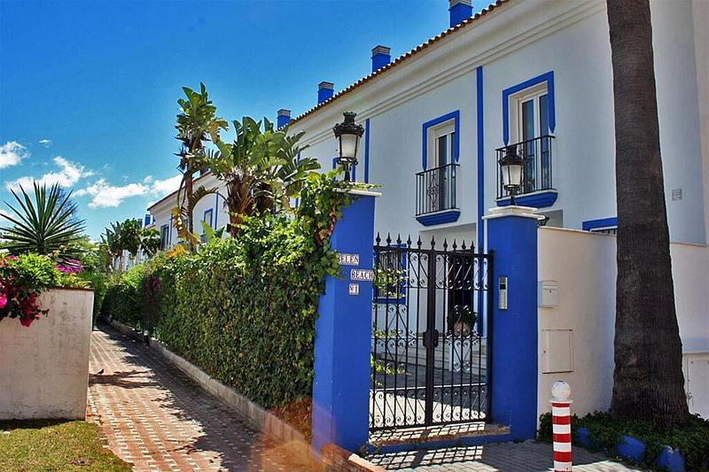 Town house in Saladillo Benamara