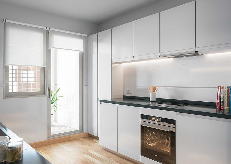 Apartment in Malaga City